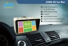 Видеорегистратор с GPS навигация и 3G за проследяване, ANDROID, SIM - JC800