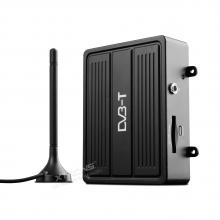Мобилен приемник за цифрова телевизия DVB-T FV002, с радио приемник