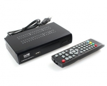 Декодер за цифрова телевизия HDTV MPEG4 DVB-T2 нов модел