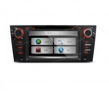 Мултимедия Двоен Дин 7 инча PX7190B за BMW New 3 Series E90 (2005-2012), GPS, DVD
