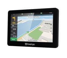 GPS навигация Prestigio GEOVISION 5056 EU - 800MHZ, 4GB, 128MB RAM