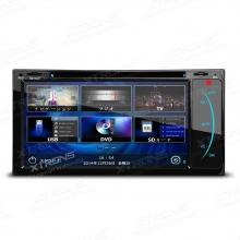 Мултимедия 6.95 инча PX69HGT за Toyota , GPS, DVD, 6,95 инча