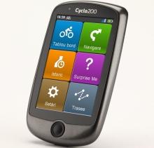 GPS навигация за велосипед MIO CYCLO 200 CE