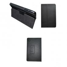 """Кожен калъф за Lenovo TAB 2 A7-20 тип """"папка"""" + писалка ПОДАРЪК"""
