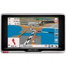 GPS навигация BECKER professional 5 LMU BG EU + Доживотна актуализация