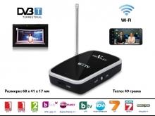 Безжичен телевизионен DVB-T приемник за таблети и телефони WiTV