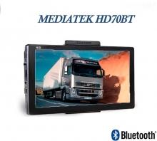 "GPS навигация за камион MEDIATEK HD 70BT – 7"", 256MB RAM, 800MhZ, 8GB, Bluetooth"