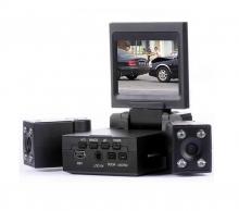Камера за кола DVR AT Dual 9 - 02 с две камери