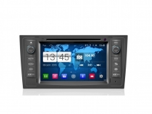 Мултимедия двоен дин  M102G-А6 за Audi А6(97-04) Android, GPS, DVD, 16GB, 7 инча
