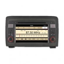 Мултимедия за Fiat Idea(03-07)  8718G-1-FIA, WinCE, GPS, DVD, 7 инча