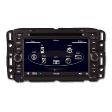 Мултимедия за  Hummer H2(08-11) 8723G-H2, GPS, DVD, WinCE, 7 инча
