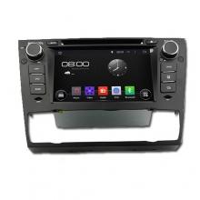 Мултимедия за BMW 3 E90 E91 E92 E93 HM-9095G, Android, QUAD-CORE,GPS, DVD, 7 инча