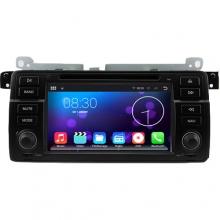 Мултимедия за BMW 3 E46 8852G-E46, Android, QUAD-CORE,GPS, DVD,7 инча
