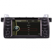Мултимедия за BMW 3 series 8788G-E46, GPS, DVD, 7 инчa
