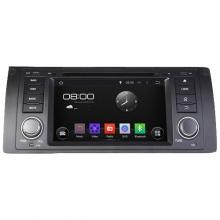 Мултимедия за BMW E39/E53 HM-9395G, Android, QUAD-CORE, DVD, 7 инча