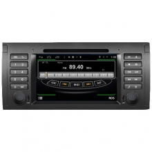 Мултимедия за BMW X5, M395G-X5, QUAD-CORE, DVD, 7 инча