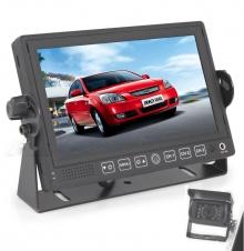 Промоция! Монитор 7 инча + Камера за задно виждане ES312 - ЗА КАМИОНИ и АВТОБУСИ
