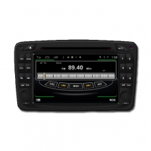 Мултимедия за Merceds Benz A-W168(04-09)  M171G-MBA, Android, QUAD-CORE, DVD, 7 инча