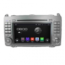 Мултимедия за Mercedes Benz A W169, HM-9068G, Android, QUAD-CORE, DVD, 7 инча