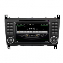 Мултимедия за Mercedes Benz W203(2004-2007) M093G-MBC, Android, DVD, 7 инча