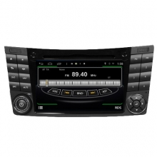 Мултимедия за Mercedes Benz CLK W209(05-06) M090G-CLK, QUAD-CORE, DVD, 7 инча