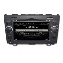 Мултимедия за Honda CRV(07-11) M009G-CRV, Android,GPS, DVD, 7инча