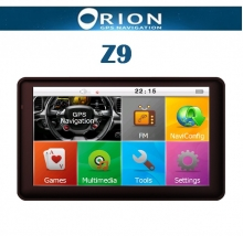 GPS навигация за камиони ORION Z9 - 7 инча, 800MHZ, 8GB