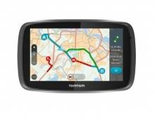 GPS Навигация TOMTOM GO610 - 6 инча + доживотна актуализация