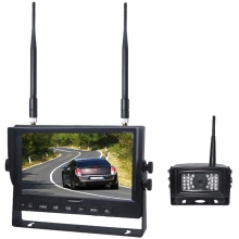 Комплект безжичен монитор M02104CH 7 инча + Безжична камера