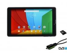 5 в 1 3G Таблет + GPS навигация + Цифрова телевизия + DVR + 16GB Prestigio 8 инча