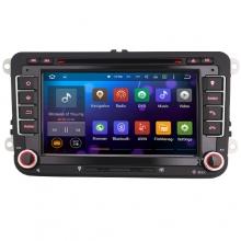 Мултимедия за VW PASSAT GOLF TOURAN CADDY JETTA ES3048V, GPS, DVD,DAB+, 7 инча