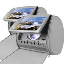 Монитори за подглавници 2бр. HD905SSG, DVD, USB , SD, 9 инча