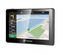 GPS навигация Prestigio GEOVISION 5057 EU - 800MHZ, 4GB, 128MB RAM