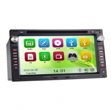 Мултимедия двоен дин ES7648V за VW LUPO, POLO, T5, SHARAN, JETTA,DVD, GPS, WinCE, 7 инча