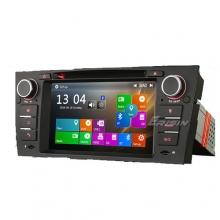 Мултимедия двон дин за BMW E90 ES7167B GPS, DVD, 3G, 7 инча