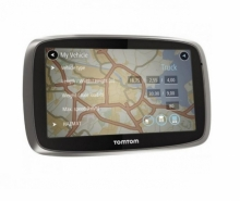GPS навигация за камиони TomTom TRUCKER 500 TMC + доживотно обновяване на картите