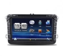 Мултимедия двоен дин за VW, Seat , Skoda AT VWMSTAR8 WinCE, GPS, DVD, 8 инча