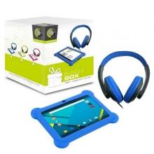 СИН Детски таблет Point of View Kids 7 инча, 1Gb, Android 5.1 + Калъф + Слушалки