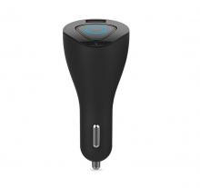 Bluetooth Handsfree слушалка със специализирано зарядно за автомобил