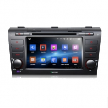 Mултимедия двоен дин за  Mazda 3 EONON GA6151 Android, GPS, DVD, 7 инча