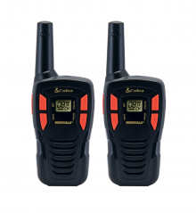Уоки-Токи радиостанции Cobra Two Way Radio AM 245