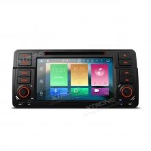 НОВО!Навигация двоен дин за BMW E46 PB7646BAP ANDROID 6.0, GPS, WIFI, 7 инча