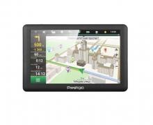Навигация за камион Prestigio GEOVISION 5066 EU - 5 инча, 800MHZ, 128MB RAM
