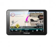 Навигация за кола Prestigio GEOVISION 5068 EU - 5 инча, 800MHZ