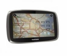 TomTom TRUCKER 500 TMC навигация за камион + доживотно обновяване на картите