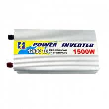 Инвертор за автомобил C2-1500 12V - 220V 1500W