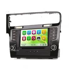 Навигация двоен дин за Volkswagen Golf VII ES7697 с Windows, GPS, DVD, 7инча