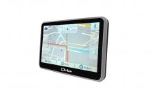 Мощна навигация за камион 2Drive, 7 инча, Bluetooth, 256MB RAM, 2 програми + сенник