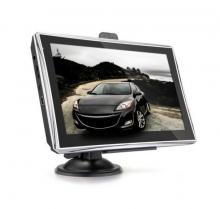 Мощна GPS навигация за кола MTK5 5 инча, 800mhz, 256MB RAM