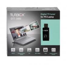 Цифров тунер за лаптоп Turbo-X TV Tuner DTT-3000